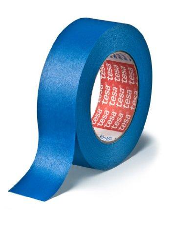 tesakrepp 4308 Blue Krepp 50 m x 15 mm