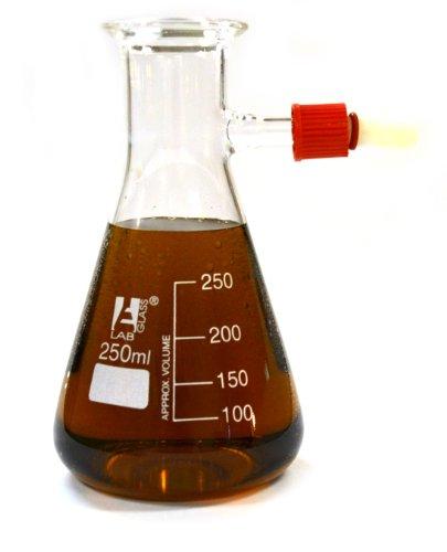 Filter Flask, Borosilicate, 250mL ()