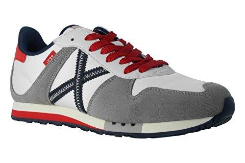 Massana Sneaker Uomo 253 Munich Bianco g4wqCWg1