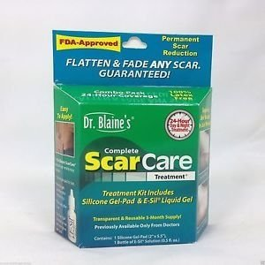 Dr. Blaine's Complete Scar Care Treatment (7 Pack)