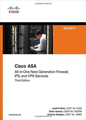 Cisco ASA: All-in-one Next-Generation Firewall, IPS, and VPN Services