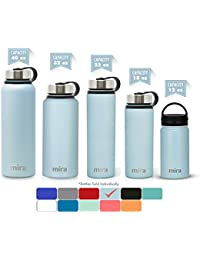 MIRA Stainless Steel Vacuum Insulated Wide Mouth Water...
