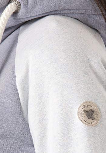 Ragwear NESKA Zip Twotone Denim Blue