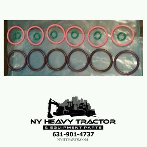 Caterpillar 2235850 223-5850 Injector Seal Kit X6 New Replacement For Caterpillar C12 3176B