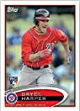 2012 Topps Update #US-183 Bryce Harper RC - Washington Nationals (RC - Rookie Card / Debut) (Baseball Cards)