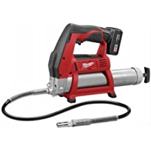 MILWAUKEE M12 Cordless Lithium-Ion Grease Gun