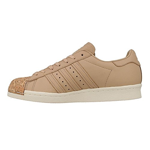 Honey 80S Pack Superstar beige Metallic Women's Top Sneakers Low adidas wR8xEfKq