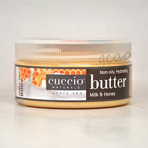 Cuccio Naturale Butter Blend Treatment Milk & Honey - 8 oz