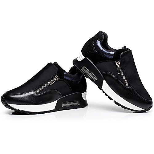 Confortable Shenn Femmes Cuir Formateurs forme Chaussures 6545 Plate Synthétique 5wAwPq4OT