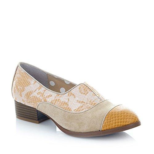 Bag Low Brooke Women's Heel Shoo Sand Cancun Loafers amp; Ruby q8tBSwOP