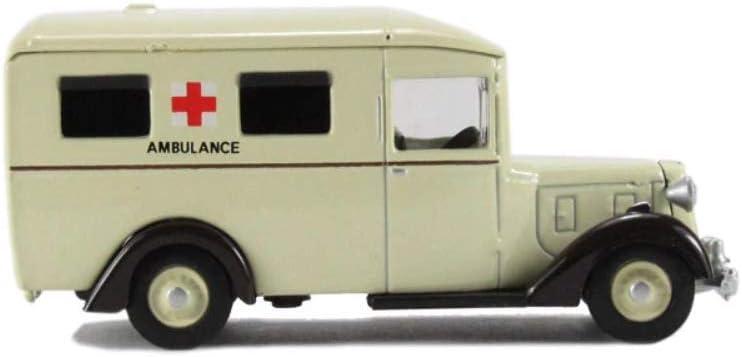 1//76 OO Scale Diecast Model Oxford Diecast Austin 18 Ambulance
