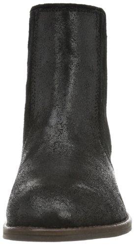 Femmes Bottes Les De Bottes Noir Émeu Des Les Hepburn Chelsea xaqpSZvw8