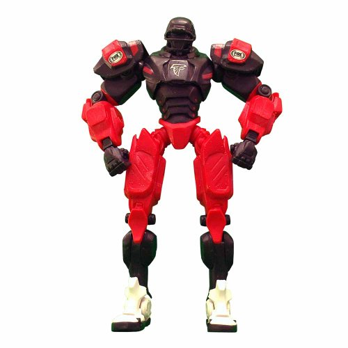 NFL Atlanta Falcons 10-Inch Fox Sports Team Robot