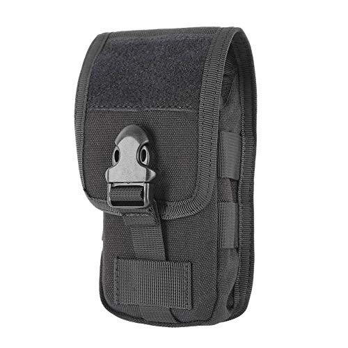 Utility Pack Pouch Waist (MORESAVE Molle Pouch,Multi-Purpose Tactical Compact EDC Utility Gadget Belt Hanging Waist Bag Small Tool Pouches Cell Phone Holster)