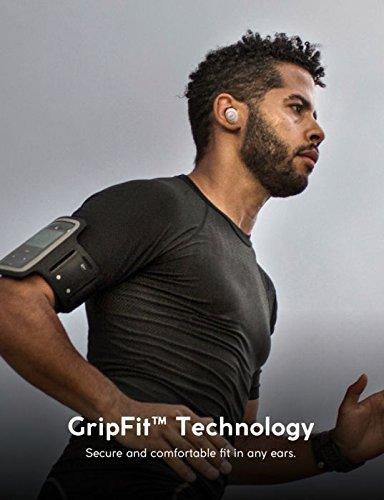 ZOLO Liberty Cuffie True Wireless, Cuffie Bluetooth con Driver in Grafene e Autonomia di 24 Ore, Resistenti al Sudore, Cuffie Senza Fili per Wireless Totale e Supporto Smart per Assistenti Virtuali. 5 spesavip