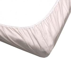 Kushies SO930-68 Certified Organic Fitted Crib Sheet, Mocha