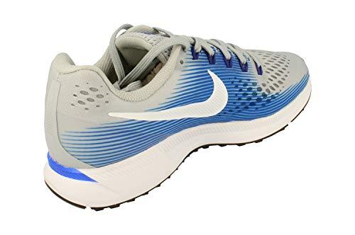 Homme Grey Air 34 Chaussures Blue Zoom de racer Running Wolf White Pegasus Nike 6zq0fq