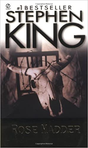 Book Rose Madder [Mass Market] [1996] (Author) Stephen King