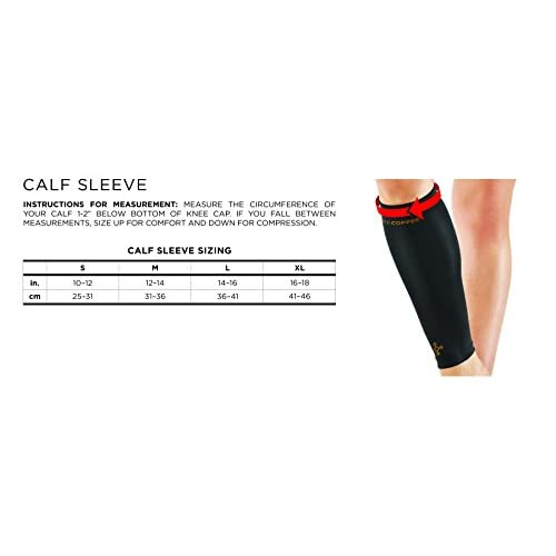 412b3cbf40 Tommie Copper Women's Recovery Vigor Calf Sleeve well-wreapped ...