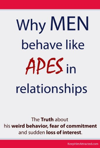 why men behave like apes in relationships kindle edition by brian
