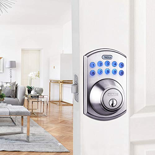 Tacklife Electronic Deadbolt Door Lock review
