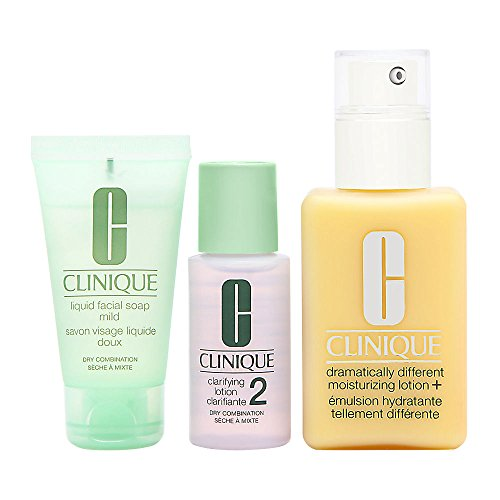 Clinique Three Step Skin Care - 2