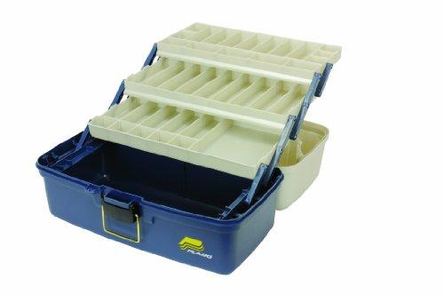 Plano Large 3 Tray Tackle Box ()