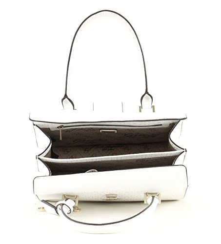 GUESS Arianna Small Satchel White