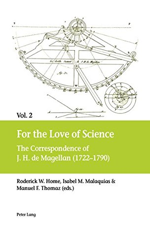 For the Love of Science: The Correspondence of J. H. de Magellan (1722–1790), in two volumes