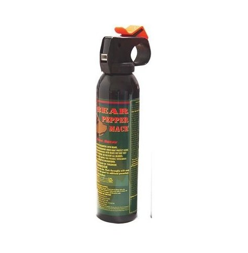 Bear Spray Animal Pepper Spray with Holster