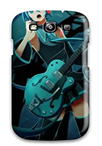 Jon Bresina's Shop 3242925K14357751 Awesome Case Cover Compatible With Galaxy S3 - Vocaloid