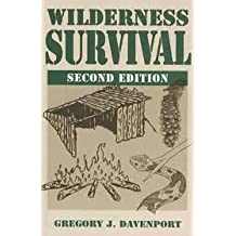 Wilderness Survival 2nd (second) edition Text Only