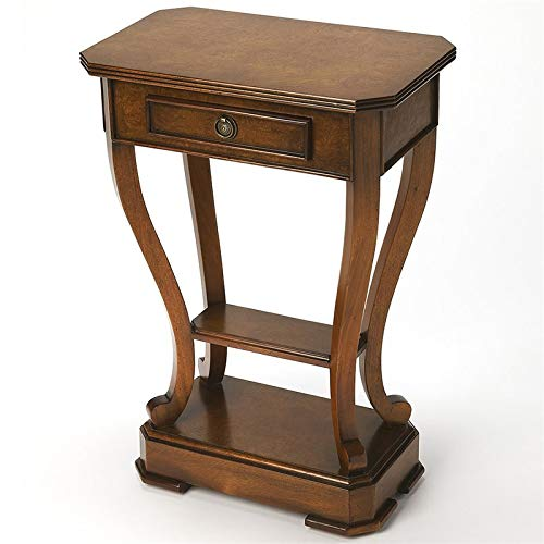 Butler Accent Table in Heritage Finish ()