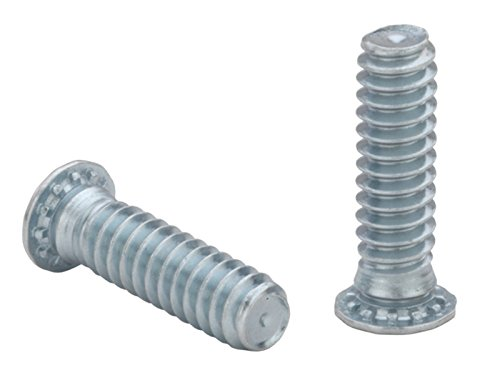 Pem Self-Clinching Threaded Studs - Types FH/FHS/FHA - Unified, FH-832-16ZI by Pem