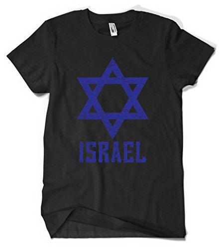 Cybertela Israel Star Men's T-shirt