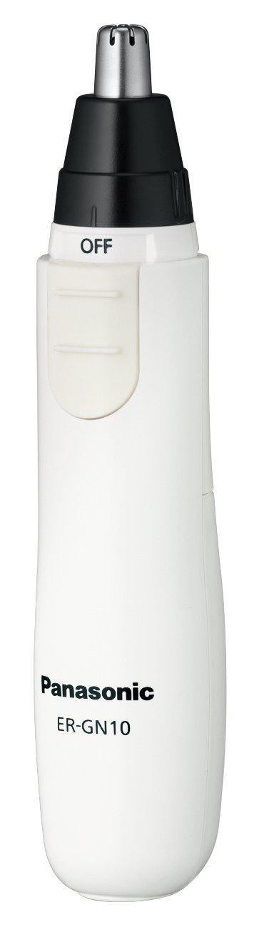 Panasonic ER-GN10-W Ear Hair Trimmer/Made in Japan/Nose Shaver ER-GN10 White