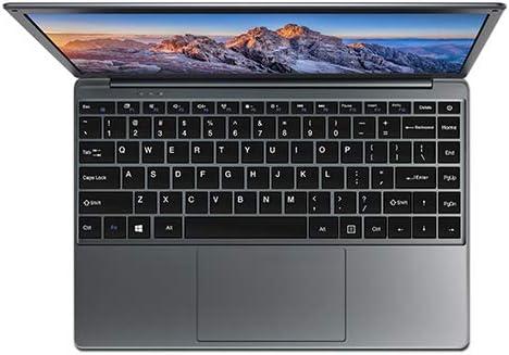 BMAX 13.3 Windows 10 Laptop Computer Intel N3350 8GB DDR4 128GB SATA SSD 2.4G//5G WiFi