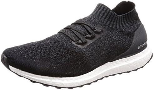 adidas Ultra Boost Uncaged Black Grey Three