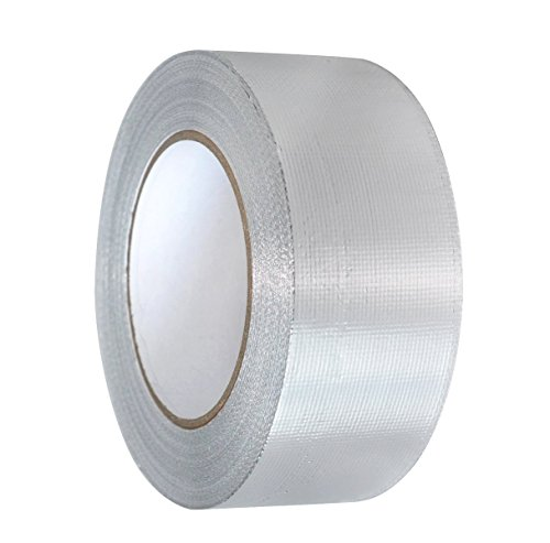 Heat Reflective Aluminized Foil Thermal Barrier Adhesive Backed Tape Silver 2