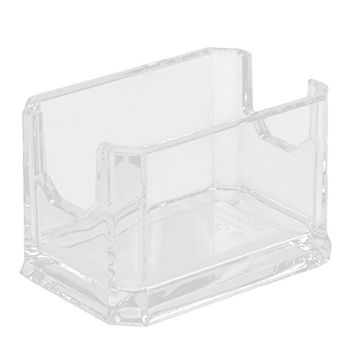 - uxcell Plastic Coffee Shop Sugar Tea Bag Packet Holder Container Clear