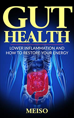 Gut Health: How to Increase your Energy and Cure Inflammation, Fatigue,  Brain Fog, Leaky Gut, and Increase Overall Long-Term Health (Happy Heal  Better