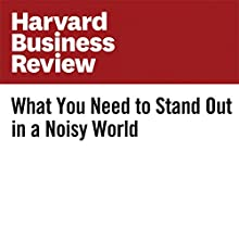 What You Need to Stand Out in a Noisy World Other by Dorie Clark Narrated by Fleet Cooper