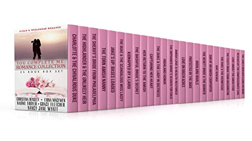 Pdf Religion You Complete Me: Romance Collection - 25 Book Box Set