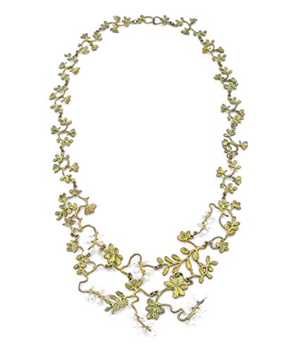 ''Carolina Lace'' Necklace By Michael Michaud (OURS EXCLUSIVELY) for Silver Seasons… by Michael Michaud