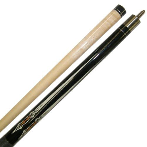 58-2-Piece-Hardwood-Canadian-Maple-Pool-Cue-Billiard-Stick-18-21-Oz