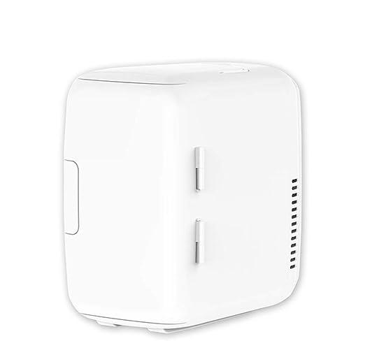L.L.QYL Mini Nevera Mini refrigerador eléctrico Calentador ...