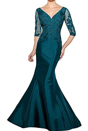 Etuikleider Lang Lila Partykleider Dunkel Brautmutterkleider Abendkleider Standsamt mia Braut Festlichkleider Figurbetont Blau Kleider La tCIqBE