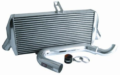 Injen Technology SES1385ICPBLK Intercooler Piping Kit