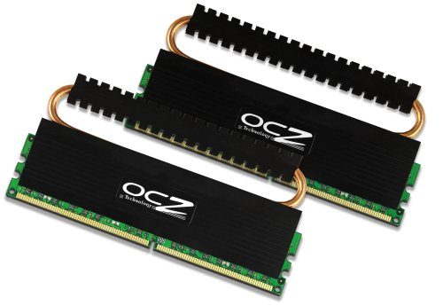 OCZ OCZ2RPR800C44GK PC2-6400 DDR2 800MHz Reaper HPC Edition CL4 4GB Dual Channel - Ddr2 Dual 3200 Pc2 Channel