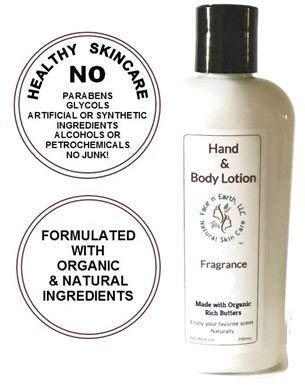 105 Smells like N o. 5-80% Organic 6oz bottle (Chanel No 5 Lotion For Women)